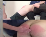 Brothers Spanked - Oliver & Fred - Part One