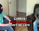 Chris - Real Punishment - Don\'t Be Late