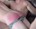 Spanking Competition - Part Three - Harry & Fred