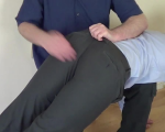 Parker - Office Bully Spanked