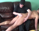 Sebastian - Birthday Spanking - Interview