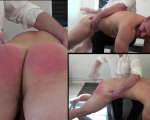 Josh - Caned - Traditional Discipline