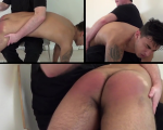 Taylor - Spanked Footballer - Part Two - Corporal Punishment Video