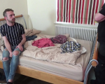 Jake - Bedroom Spanking