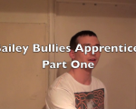 Bailey Bullies Apprentice - Part One