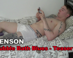 Jenson - Bubble Bath Blues - Teaser
