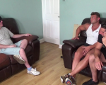 Sebastian + Charlie - Real Punishment - Spanked For Being Late